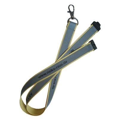 Picture of 25MM REFLECTIVE POLYESTER LANYARD