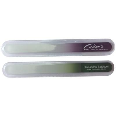 Picture of SMALL GLASS NAIL FILE