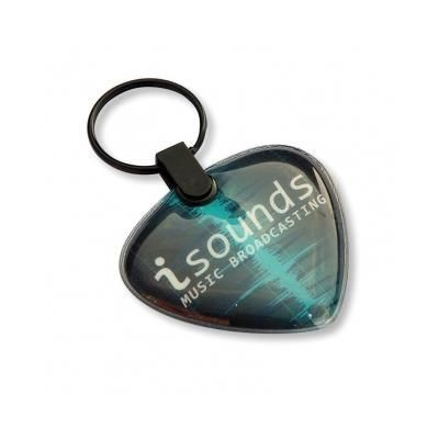 Picture of PVC KEYRING with LED Light