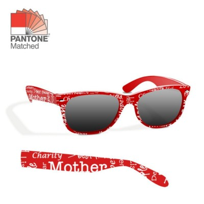 Picture of SUNGLASSES with Print All Over Frame