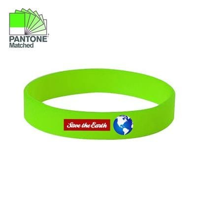 Picture of SILICON WRIST BAND in Green