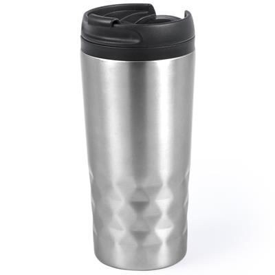 Picture of MIDAL TRAVEL CUP - 310ML Stainless Steel Metal Travel Cup has the Capacity of 310ml