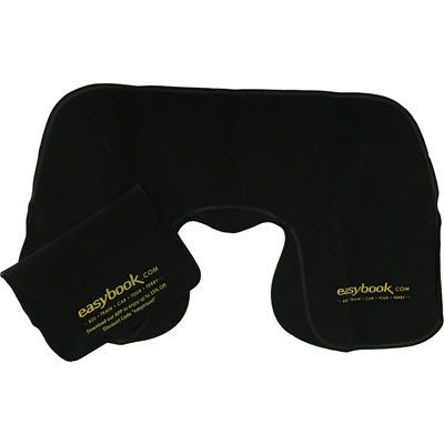 Picture of INFLATABLE TRAVEL PILLOW with Pouch