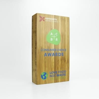 Picture of BAMBOO RECTANGULAR AWARD