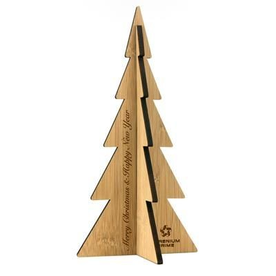 Picture of BAMBOO CHRISTMAS TREE - LARGE
