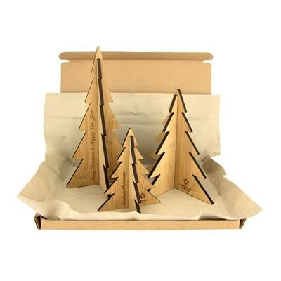 Picture of BAMBOO CHRISTMAS TREE ECO MAILING PACK