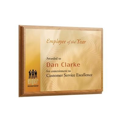Picture of RECTANGULAR AWARD PLAQUE