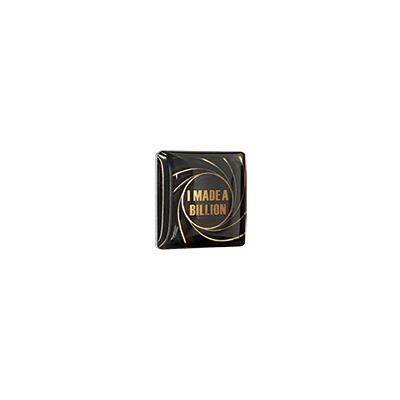 Picture of PRINTED ALUMINIUM METAL CLUTCH LAPEL PIN BADGE