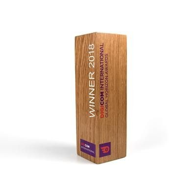 Picture of REAL WOOD COLUMN AWARD SMALL