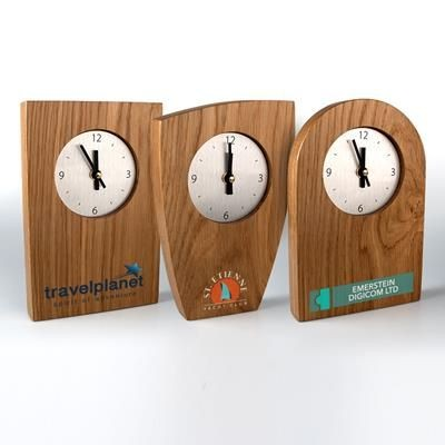 Picture of REAL WOOD CLOCK STANDARD