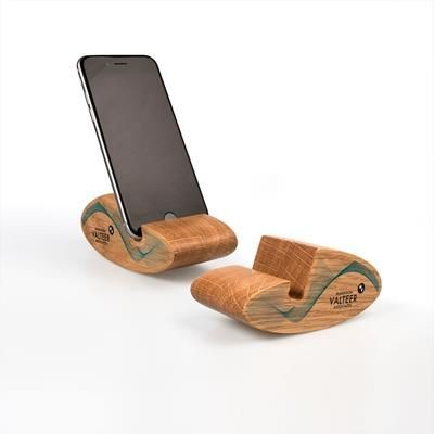 Picture of REAL WOOD ROCKING PHONE STAND