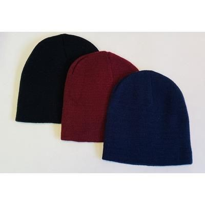 Picture of 100% ACRYLIC BEANIE HAT