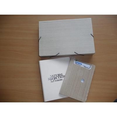 Picture of NATURAL BOARD RING BINDER