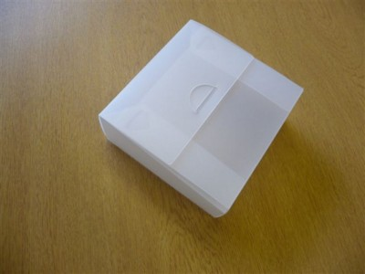 Picture of POLYPROPYLENE PACKAGING BOX