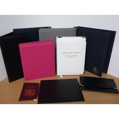 Picture of LEATHER OR PU FOLDER