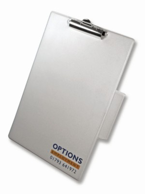 A4 SINGLE CLIPBOARD with Pen Pocket
