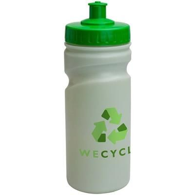 Picture of ECO 500ML FINGER GRIP SPORTS DRINK BOTTLE