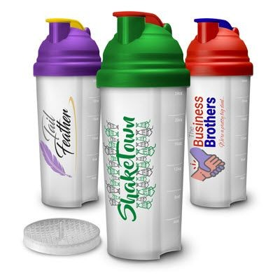 Picture of SHAKERMATE 700ML SHAKER BOTTLE