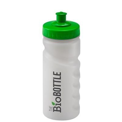 Picture of 500ML BIODEGRADABLE SPORTS DRINK BOTTLE