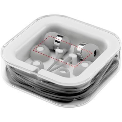 Picture of PROMO EARS EARPHONES in White
