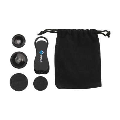 Picture of CLIPON 3-IN-1 LENS SET in Black