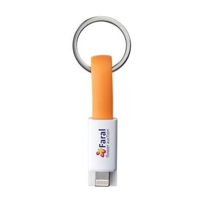 Picture of KEY CONNECT 2-IN-1 CHARGE CONNECTOR in Orange