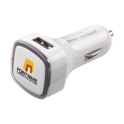Picture of CHARLY CAR CHARGER CHARGER PLUG in Black
