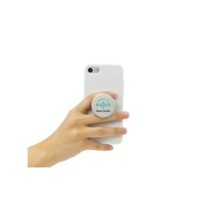Picture of POPSOCKETS® PHONE GRIP in White