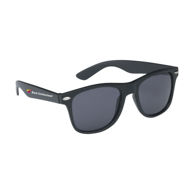 Picture of MALIBU MATT BLACK SUNGLASSES