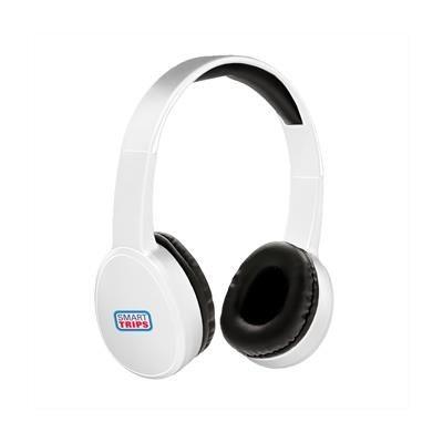 Picture of DIXIE BLUETOOTH HEADPHONES HEADPHONE in White