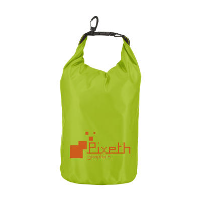 Picture of DRYBAG 5 L WATERTIGHT BAG in Lime