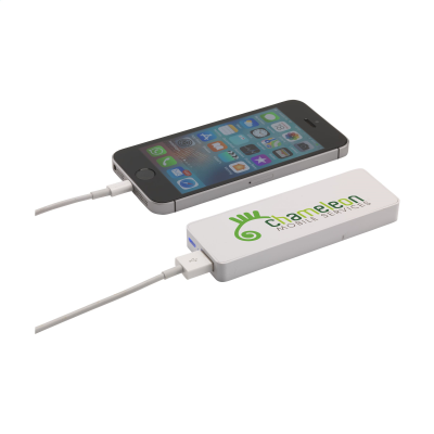 Picture of POWERBANK 2500 EXTERNAL CHARGER in White