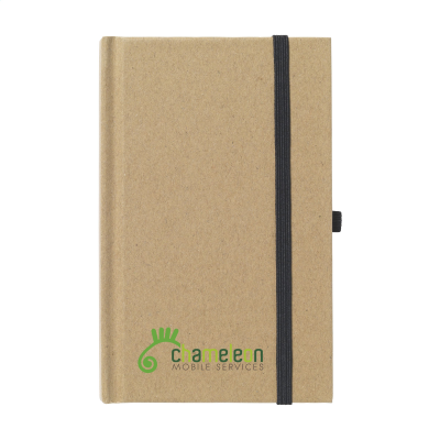 Picture of POCKET ECO A6 NOTE BOOK in Naturel