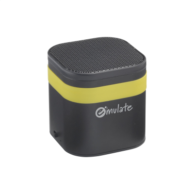Picture of CUBIX SPEAKER in Yellow
