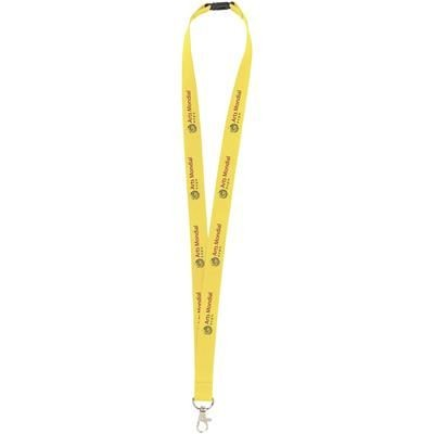 Picture of KEYCORD BUDGET SAFETY 2CM in Yellow