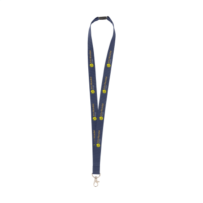 Picture of KEYCORD BUDGET SAFETY 2CM in Dark Blue