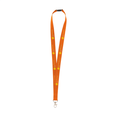 Picture of KEYCORD BUDGET SAFETY 2CM in Orange