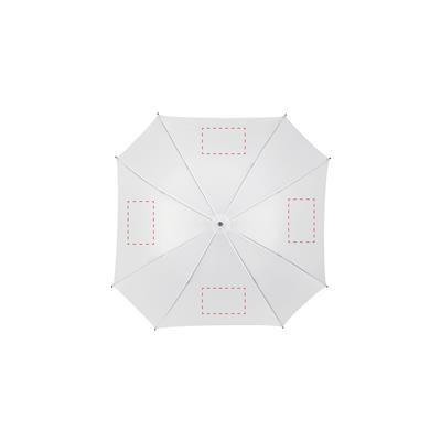 Picture of COLORADO SQUARE UMBRELLA in White