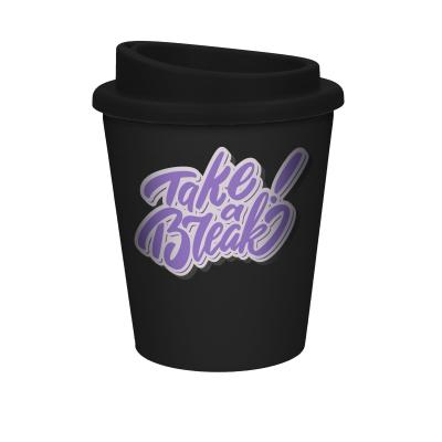 Picture of COFFEE MUG PREMIUM SMALL COFFEE MUG in Black