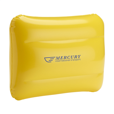Picture of BEACH PILLOW in Yellow