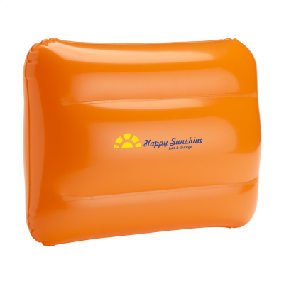 Picture of BEACH PILLOW in Orange