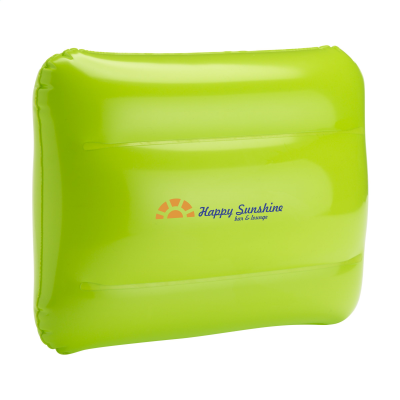 Picture of BEACH PILLOW in Lime