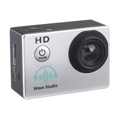 Picture of FICTION ACTIONCAM ACTION CAMERA in Silver