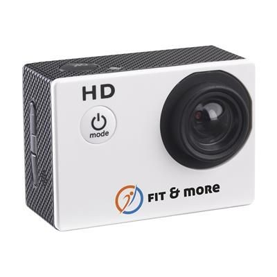 Picture of FICTION ACTIONCAM ACTION CAMERA in White