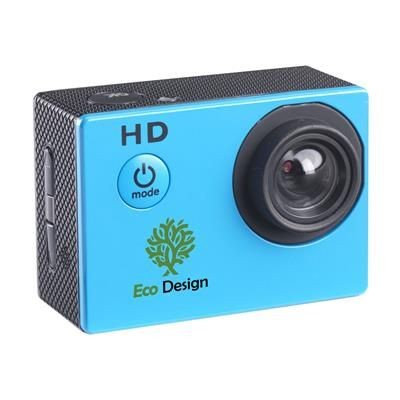 Picture of FICTION ACTIONCAM ACTION CAMERA in Blue