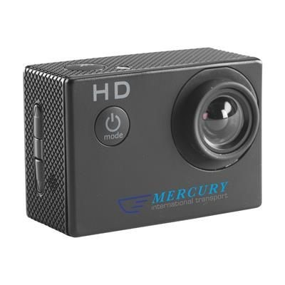Picture of FICTION ACTIONCAM ACTION CAMERA in Black