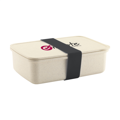 Picture of BAMBOO LUNCH BOX in Beige