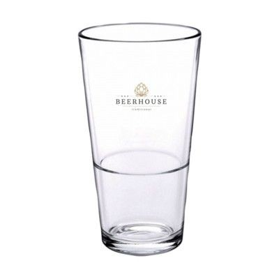 Picture of BEER GLASS STACKABLE 340 ML