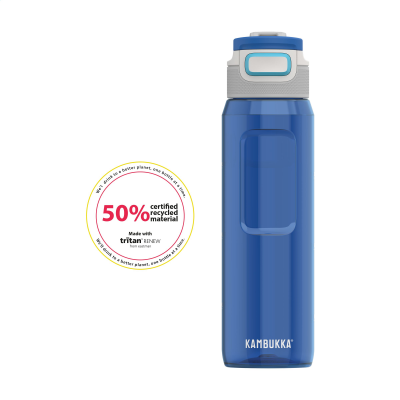 Picture of KAMBUKKA® ELTON 1000ML DRINK BOTTLE in Blue