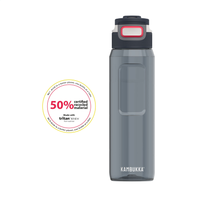 Picture of KAMBUKKA® ELTON 1000ML DRINK BOTTLE in Grey